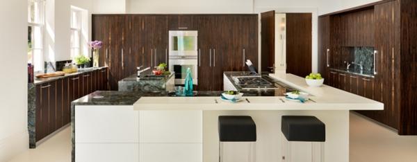 kücheninsel designs holz küchenblock