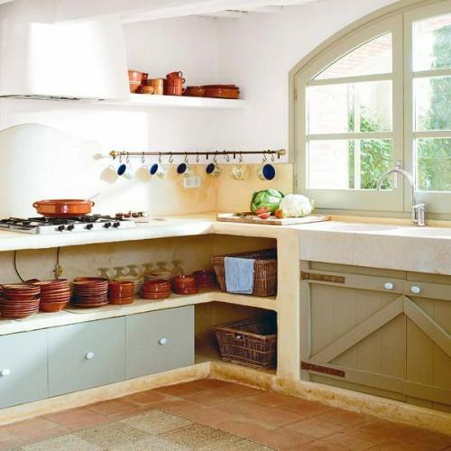 küchenschiene tassen praktisch idee