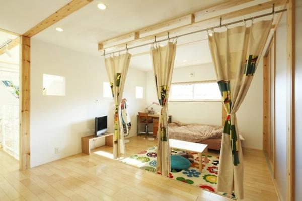 minimalistische inspiration - originelles, japanisches design, Wohnideen design