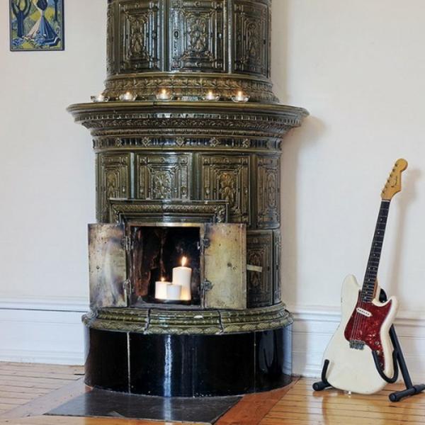Skandinavische kamine klassische und moderne vorschl ge - Decorating old fireplaces ...