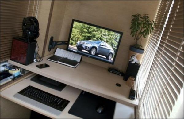 kleinen-Balkon-laptop