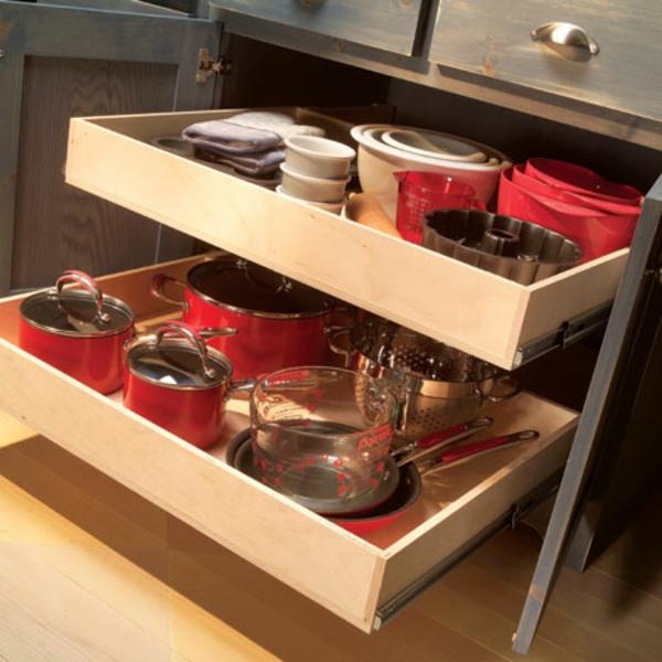 kluge vorschläge küchenschränke aktualisieren interieur ideen