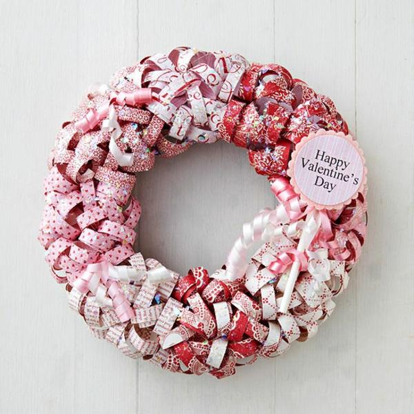 Valentinstag Dekoration Selber Machen - 22 Tolle Ideen