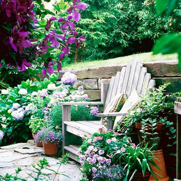 Ein Paar Coole Deko Ideen Für Ihren Innenhof