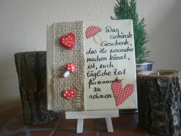 Valentinstag Fnf Liebevolle Leinwandbilder Fr Zu Hause