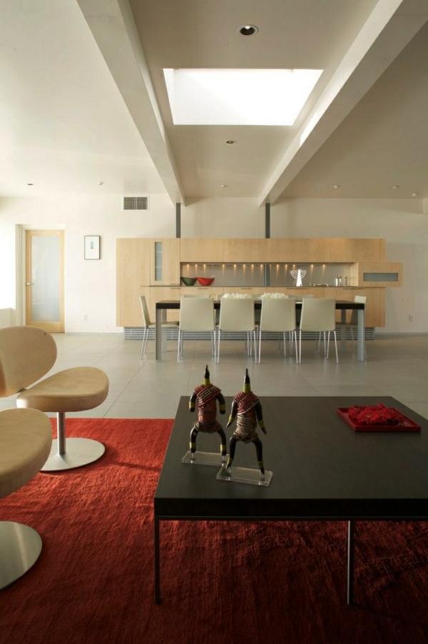 Wohnzimmer Mit Dachfenster U2013 Ideen Und Vorschläge | Gartenmöbel ...