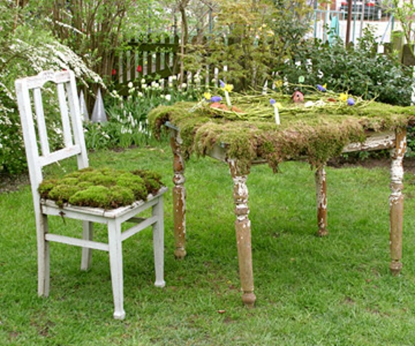 Deko ideen im garten leichte und m rchenhafte vorschl ge for Garten dekorieren ideen