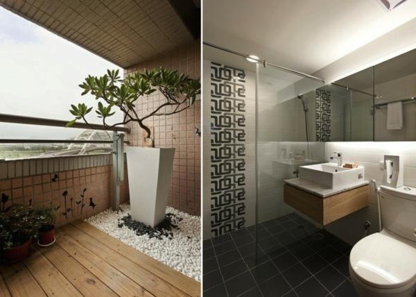 Bad deko modern  Moderne Deko Für Badezimmer – edgetags.info