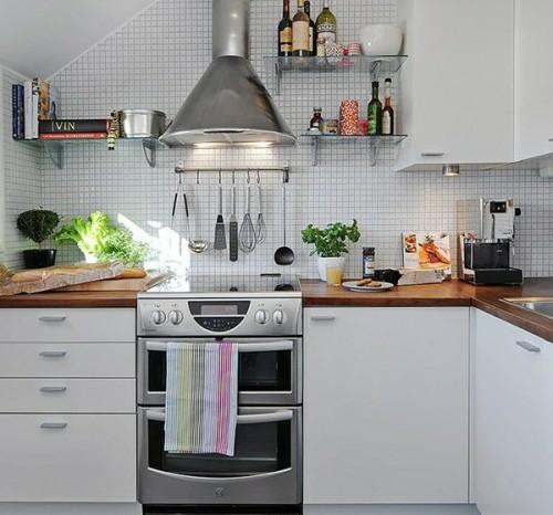 25 Praktische Küchenschienen Ideen