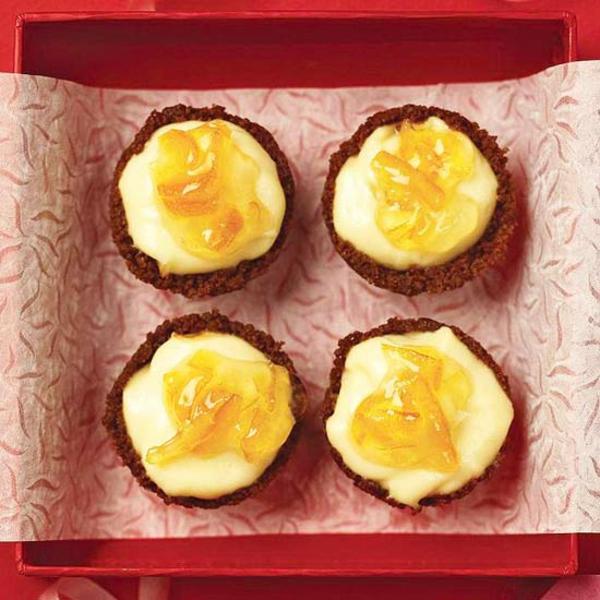 Valentinstag Mini Kuchen Dessert Rezepte