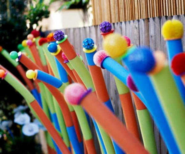 gartendeko selber machen oder basteln – stockyard, Garten und erstellen