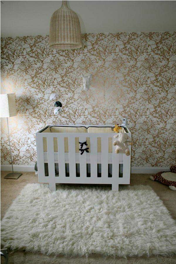 Kinderzimmer Design Tapeten : Designer Tapeten Im Kinderzimmer Kinderkarussell Im Mittelpunkt