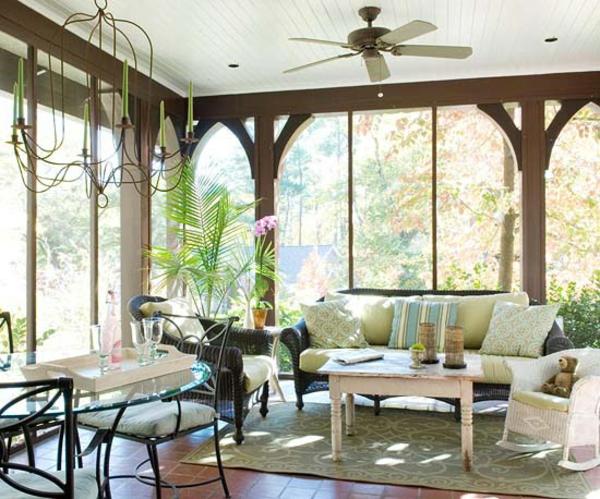 outdoor design ideen terrasse unterhaltung