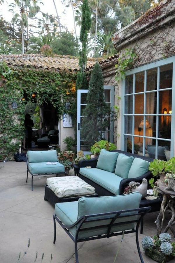 patio design ideen 56 wundervolle vorschl ge. Black Bedroom Furniture Sets. Home Design Ideas