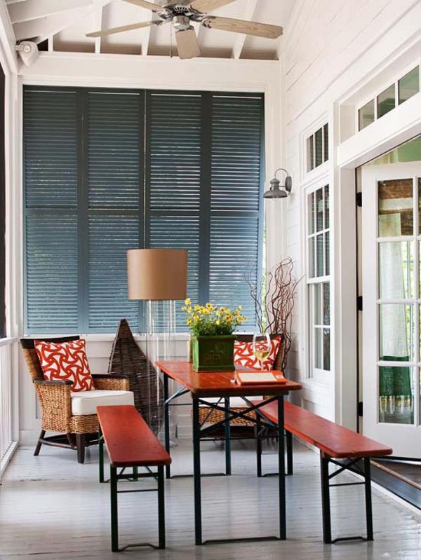 patio outdoor idee erholsamen rückzug terrasse