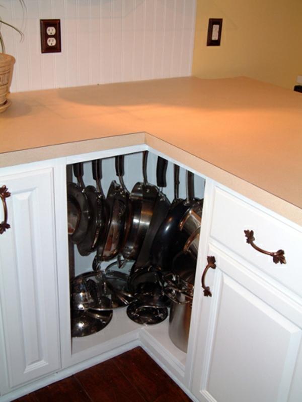pfannen interieur ideen küchen aktualisieren upgrades