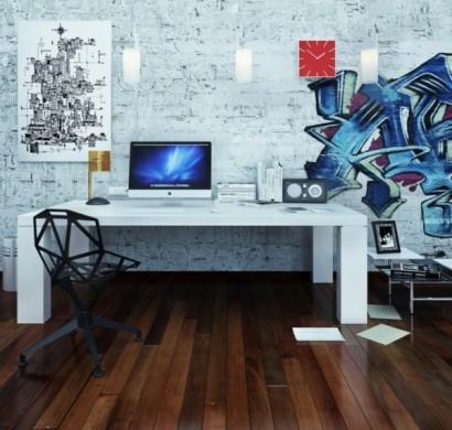 Arbeiten Sie Von Zu Hause Aus U2013 Die Wohnung Als Arbeitsplatz