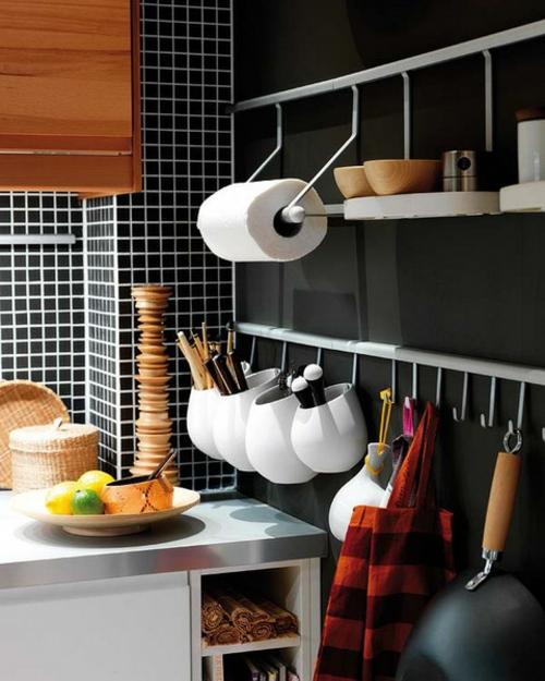 praktische-küchenschienen-ideen-küchenpapier