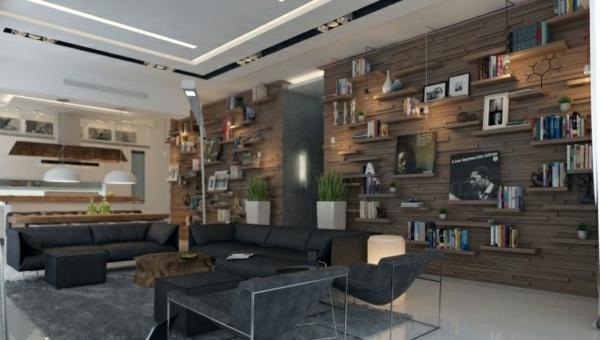 wohnzimmer regal ideen:deko wohnzimmer regal : Wohnzimmer Gestaltungsideen – Haben Sie ein