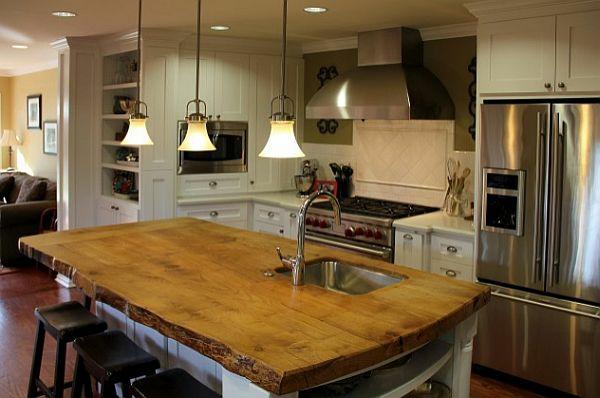renovierung küchenblock arbeitsplatte idee sanieren selber machen