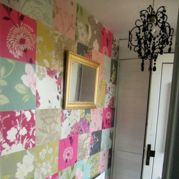 schöne patchwork wände