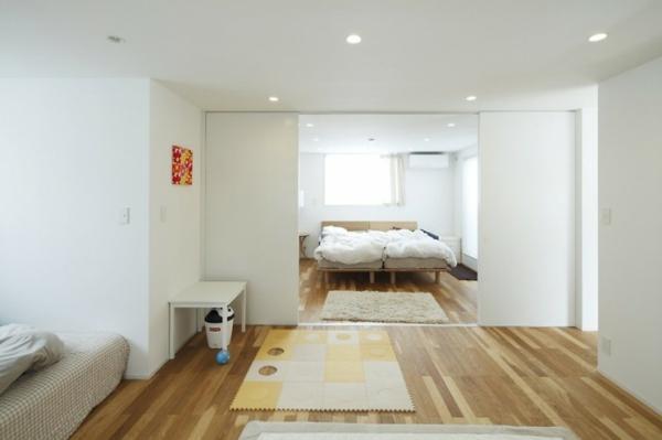 minimalistische inspiration originelles japanisches design. Black Bedroom Furniture Sets. Home Design Ideas