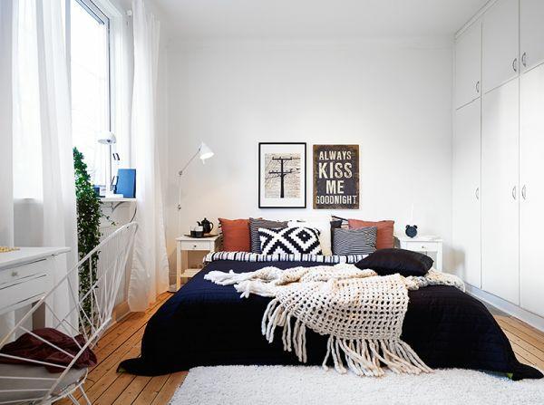 schlafzimmer design idee farbkombination neutral modern ruhigkeit