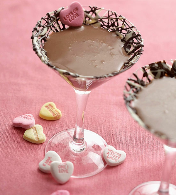 valentinstag schokolade dessert rezepte