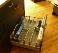 kücheneinrichtung und küchenausstattung stilvolle organisationsideen