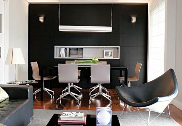 design : deko wohnzimmer schwarz ~ inspirierende bilder von ... - Deko Wohnzimmer Schwarz