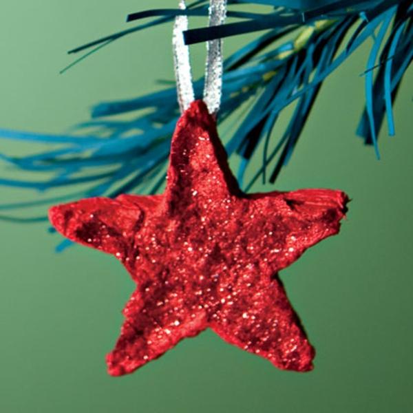 Weihnachts baum Ornamente Stern