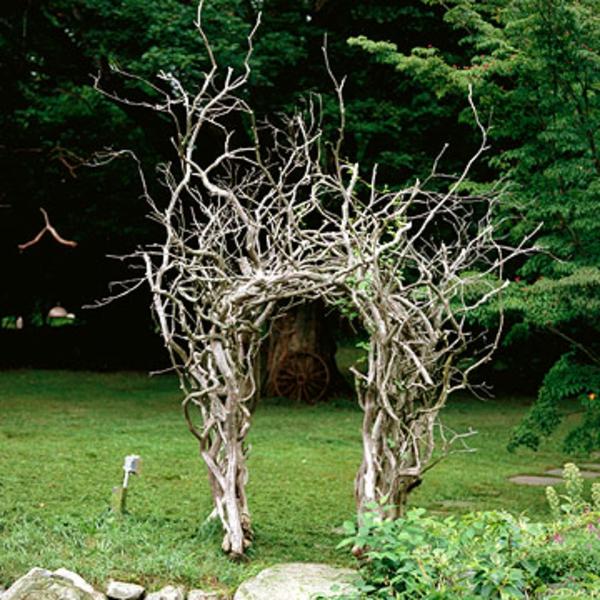 deko ideen im garten - leichte und märchenhafte vorschläge, Garten ideen gestaltung