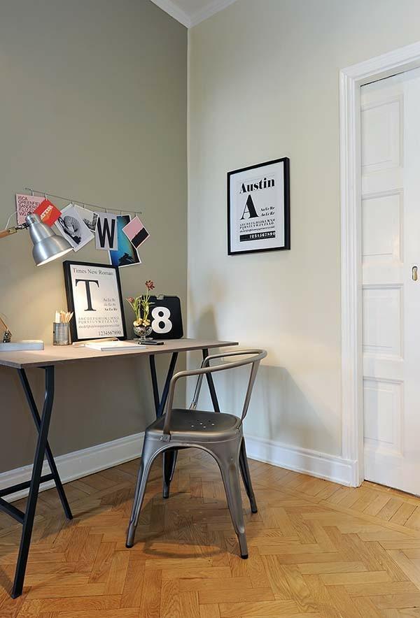 Schreibtisch Skandinavisch 30 skandinavische schreibtische stilvolle deko ideen