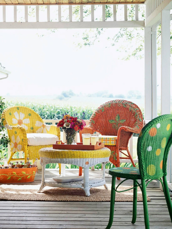 Korbsessel Garten mit perfekt design für ihr wohnideen