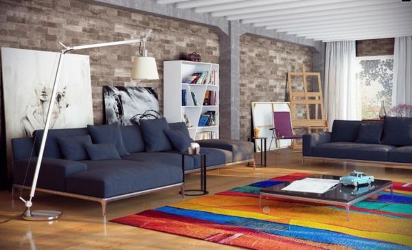 design : ideen für große wohnzimmer ~ inspirierende bilder von ... - Grose Moderne Wohnzimmer