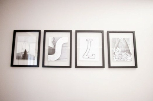 kinderzimmer - thematische zeichnungen wand babyzimmer-idee