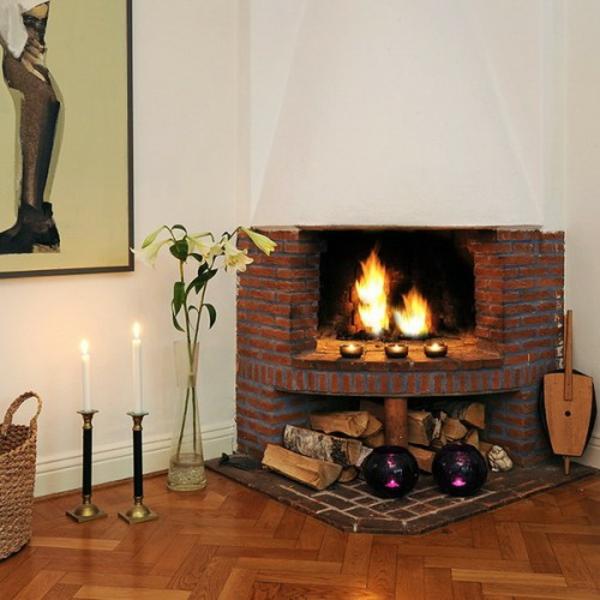 skandinavische kamine klassische und moderne vorschl ge. Black Bedroom Furniture Sets. Home Design Ideas