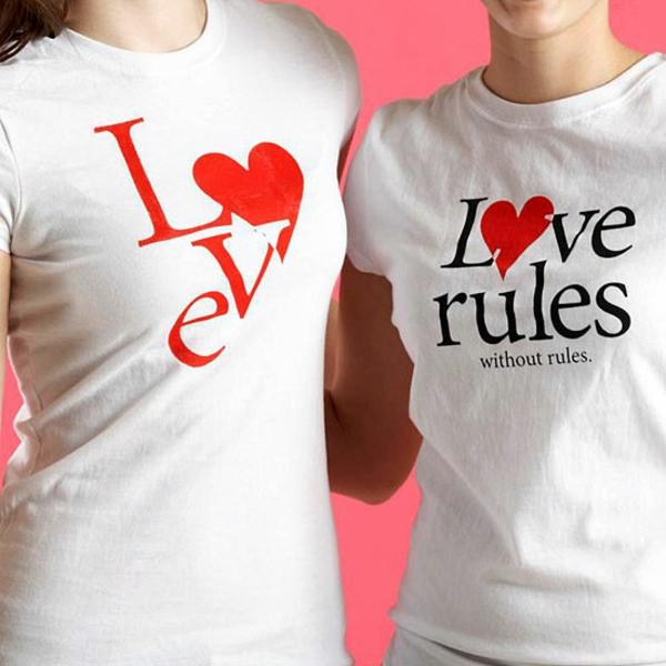 valentinstag t-shirts idee geschenk