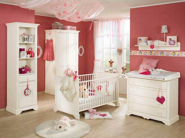 Babyzimmer Farben Ideen Wohn Design