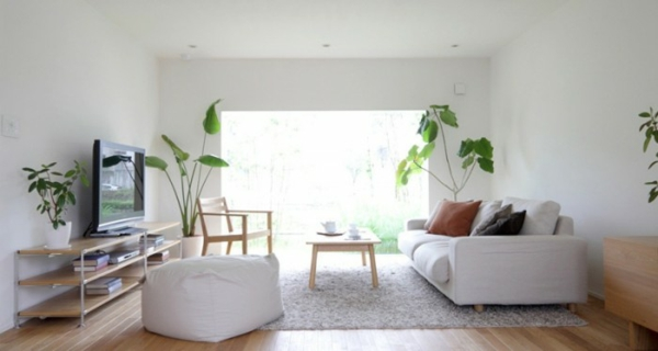 Minimalistische inspiration originelles japanisches design for Sofa japanisches design