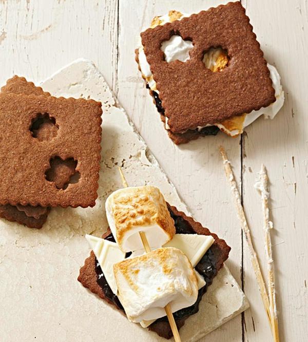 valentinstag cookies schokolade dessert rezepte