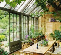 20 Wintergarten Design Ideen - Vielfalt Von Exotischen Pflanzen Pflanzen Wintergarten Design Ideen