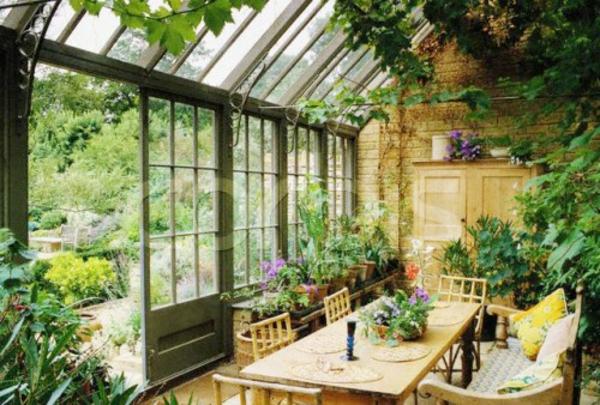 Wintergarten Einrichten Ideen pflegetipps für die pflanzen im wintergarten und 17 design ideen