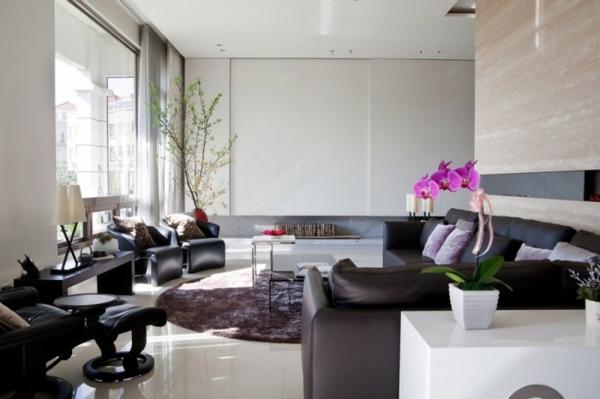 design : moderne einrichtungsideen wohnzimmer ~ inspirierende ...