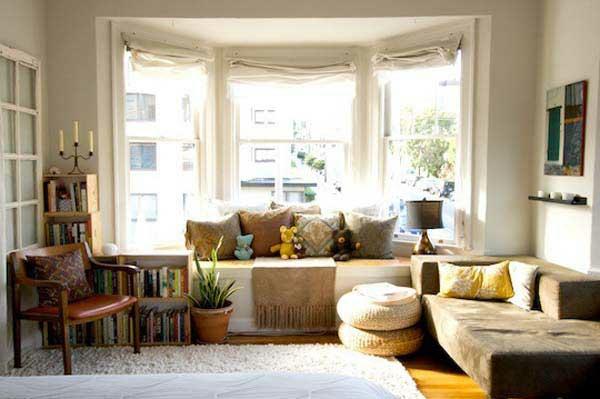 Grosse Fensterfront Im Wohnzimmer: Die Wohnzimmerfront Als ... Wohnzimmer Grose Fensterfront