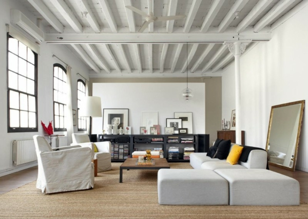 moderner loft im new yorker stil von shoot 115 design