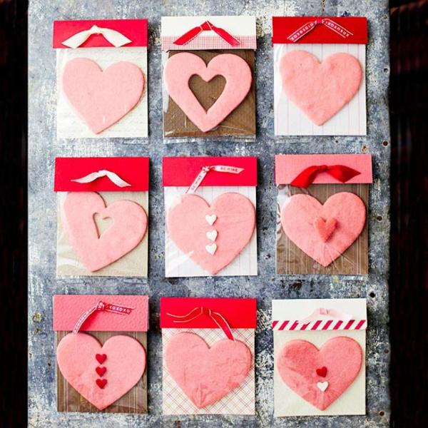 valentinstag geschenk plätzchen