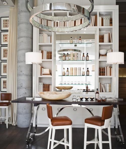 Hausbar Design Höcker Barhocker Bar Interieur