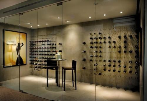 Design weinkeller  5 attraktive Vorschläge für einen schönen Weinkeller im Haus