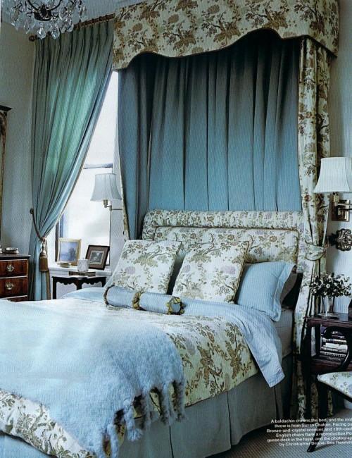 23 Originelle Und Stilvolle Ideen Für Ein Himmelbett Im Schlafzimmer